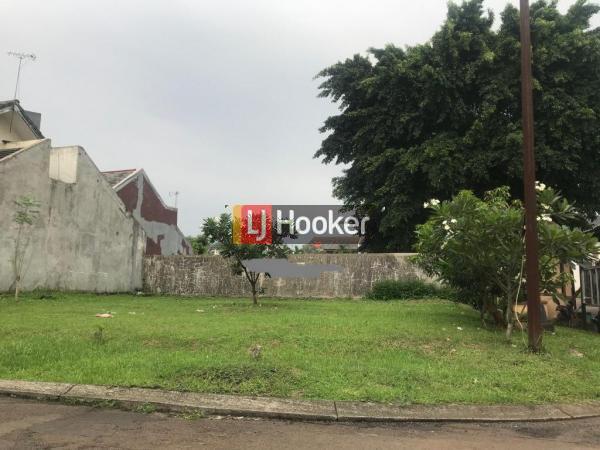 Dijual Kavling Hoek Dalam Cluster @Kota Wisata - Cibubur