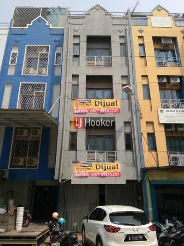 Ruko Dalam Komplek, Cocok untuk Kantor / Gudang di Sunter, Jakarta Utara