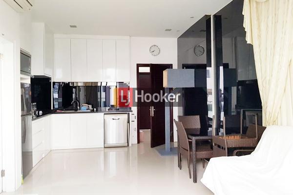 Apartment Bayerina Harbour Bay Siap Huni