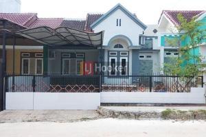Rumah Siap Huni Hadap Timur Di Plamo Garden