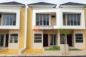 Rumah Cluster 2 Lantai Di Monde Residence