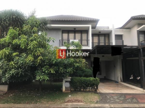 Dijual Rumah Semi Furnished Dalam Cluster @Legenda Wisata - Cibubur