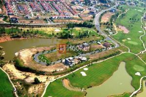 Kavling Taman Golf Residence Luas Siap Bangun Golf View