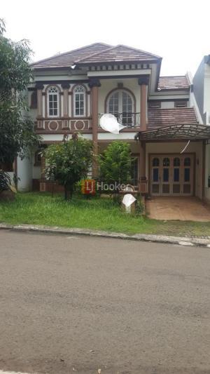 Dijual Rumah @Legenda Wisata - Cibubur