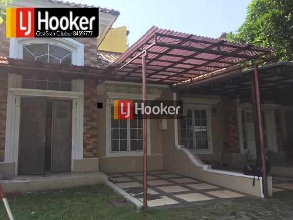 Rumah minimalis dalam cluster di Citra Gran Cibubur