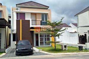 Rumah 2 Lantai Siap Huni Di Puri Selebriti 3