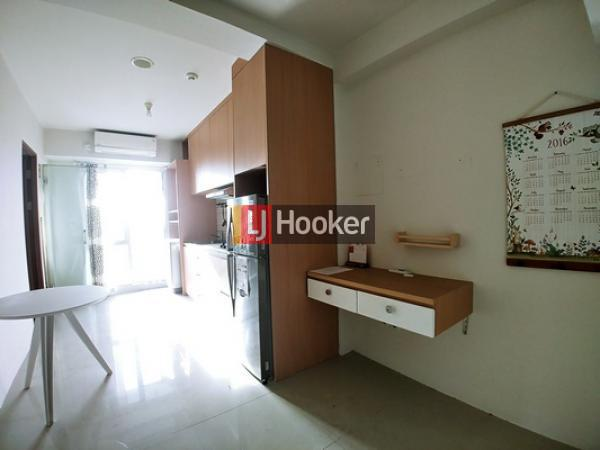Unit Apt. The Oak Tower Pulogadung Furnished Interior