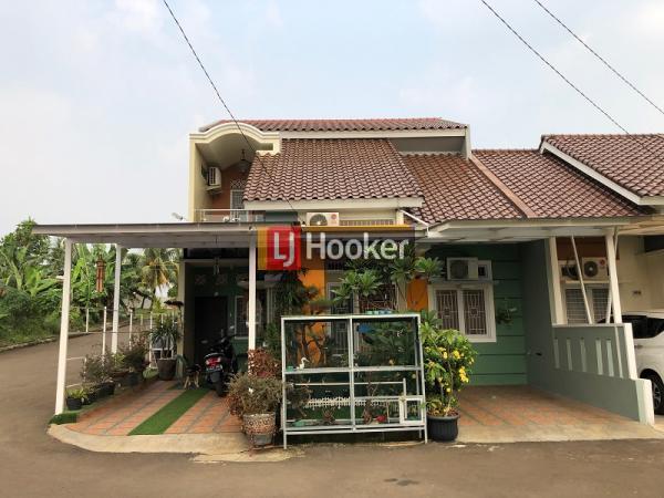 Dijual Rumah Modern dan Artistik di Sawangan Depok