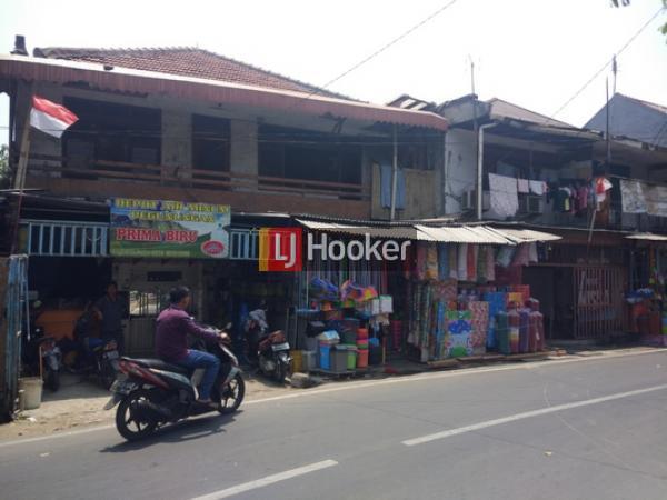 Ruang Usaha di Koja, Tanjung Priok Lokasi sangat ramai dan strategis
