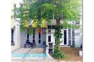 Rumah 2 Lantai Siap Huni Di Bukit Indah Boulevard Sukajadi.