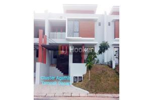 Rumah Cluster 2 Lantai Di The Agathis Golf Residence.
