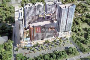 Apartment Oxley Di Tengah Jantung Kota