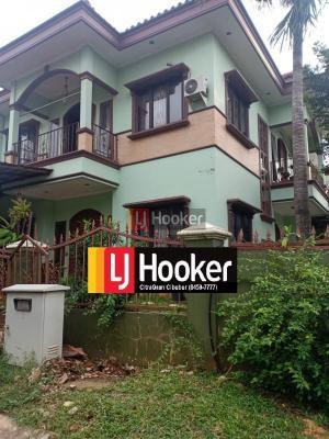 Rumah 2 Lantai Dalam Cluster Citra Gran Cibubur