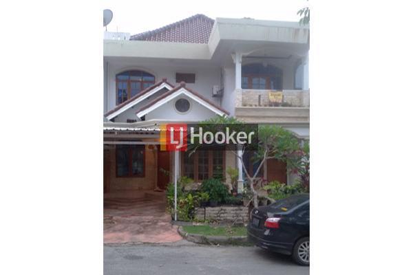 Rumah Asri 2 Lantai Di Bukit Indah Sukajadi