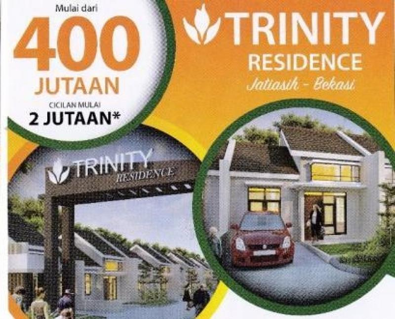 Rumah Cluster Trinity Residence