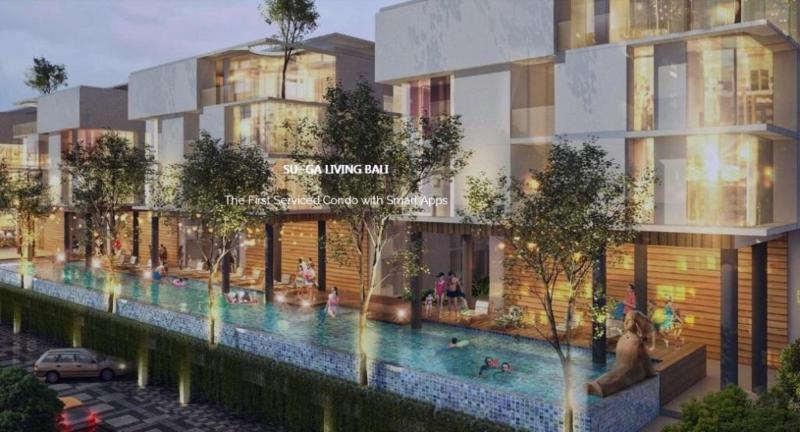 Su-Ga Apartment