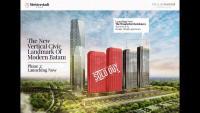MEISTERSTADT Pollux Habibie International Mega Super Block Batam Center